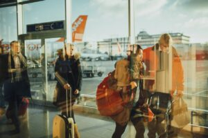 How to support someone with a fear of flying