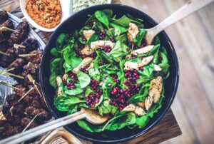 Three rules for eating mindfully