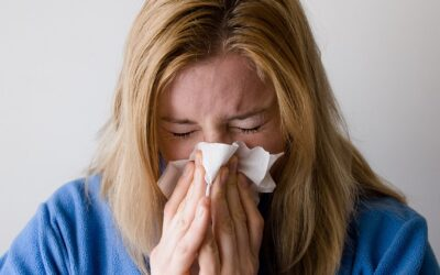 Lack of sleep increases risk of catching a cold