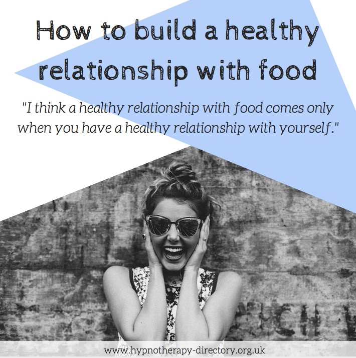food relationship hypnosis