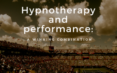 Hypnotherapy and performance: a winning combination