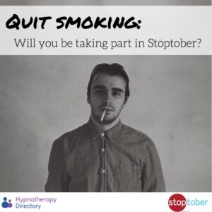 Stoptober - quit smoking