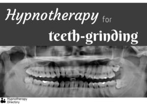 Hypnotherapy for bruxism
