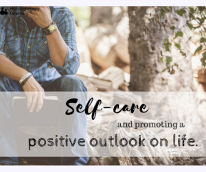Self-care - expert interview