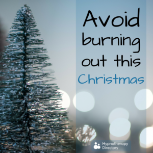 Avoid burning out this Christmas
