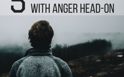 5 ways to deal with anger head-on
