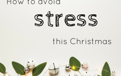Our top stress busting tips for the festive season