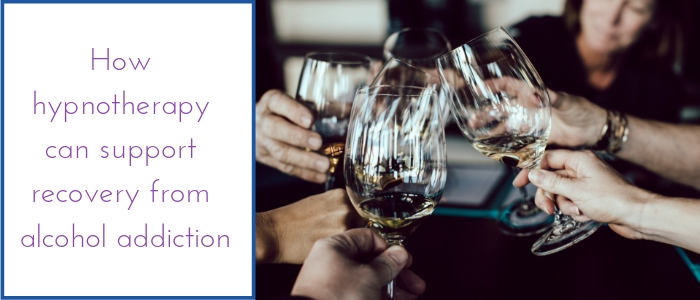 hypnotherapy for alcohol addiction
