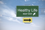 Small changes to a healthier life
