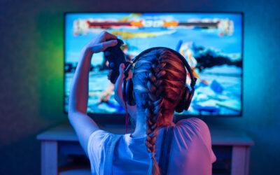 Video games can help improve dyslexia