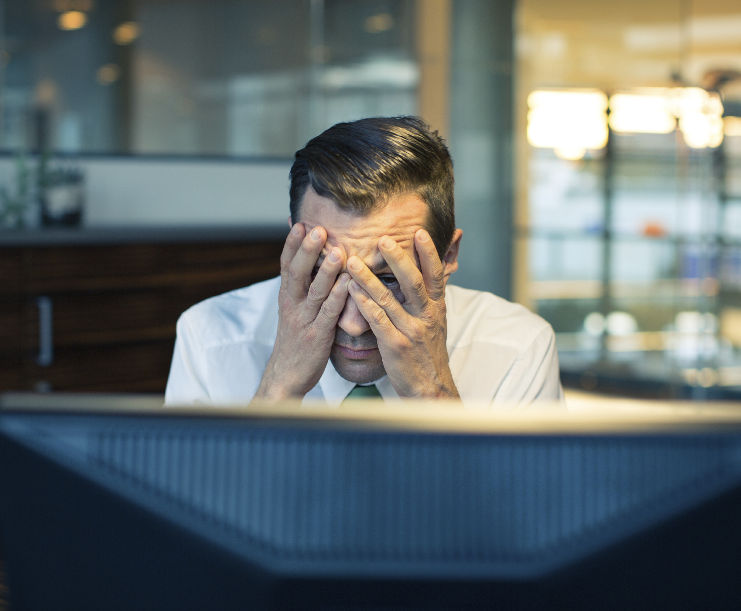 Five ways to cope when work gets hectic