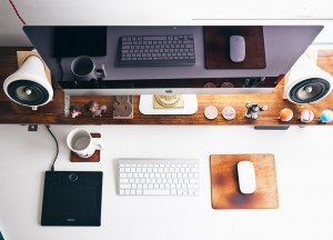 Become more efficient when working from home