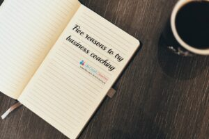 Five reasons to try business coaching