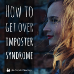 How to get over imposter syndrome