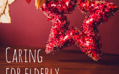 Caring for elderly relatives at Christmas