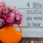 4 life truths