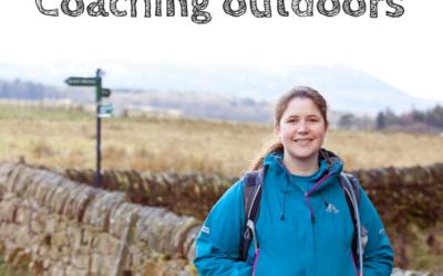 Providing a niche: Coaching outdoors