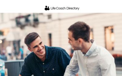 Providing coaching for men