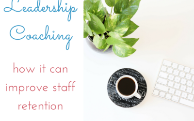 Leadership coaching: How it can improve staff retention