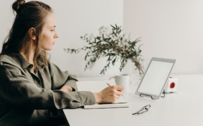 Tips to work well in your new home corner office
