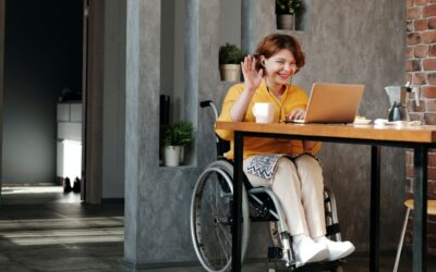 Building relationships at work remotely