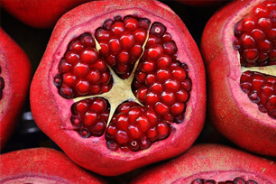 Could pomegranate juice be used in breast cancer treatments
