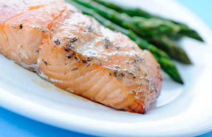Oily fish reduced risk of dying