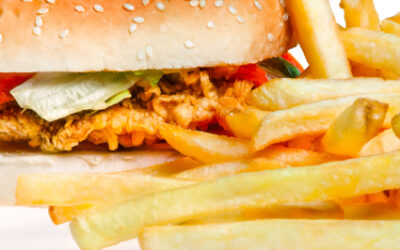 Junk food can damage sense of smell