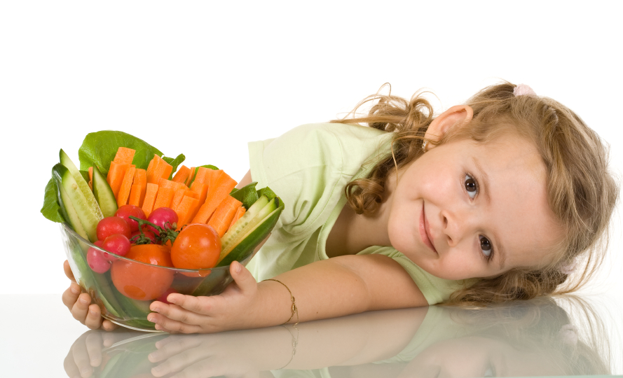 Kids are missing out on fruit and veg