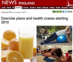Nutritionist Resource featured on BBC News