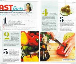 Nutritionist Resource featured in Dietetics Today magazine