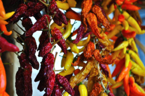 Chili Peppers, Sorrento