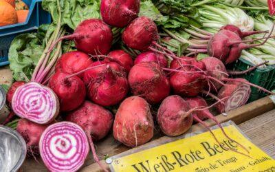 甜菜根——神奇的蔬菜