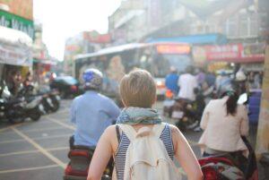 commute-lady