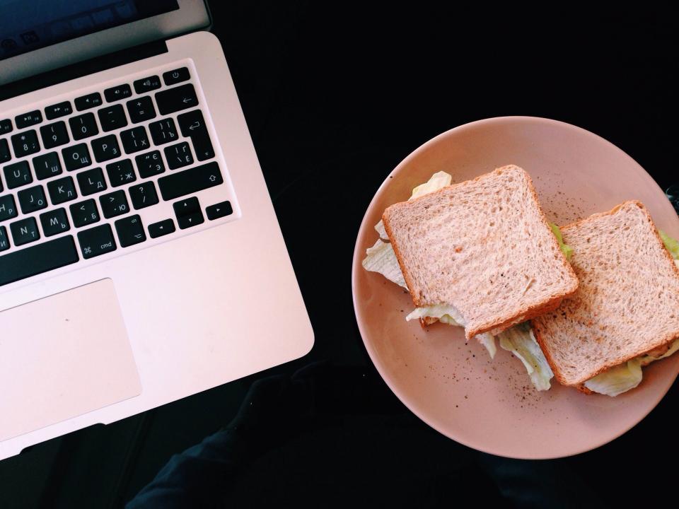 Exam eating