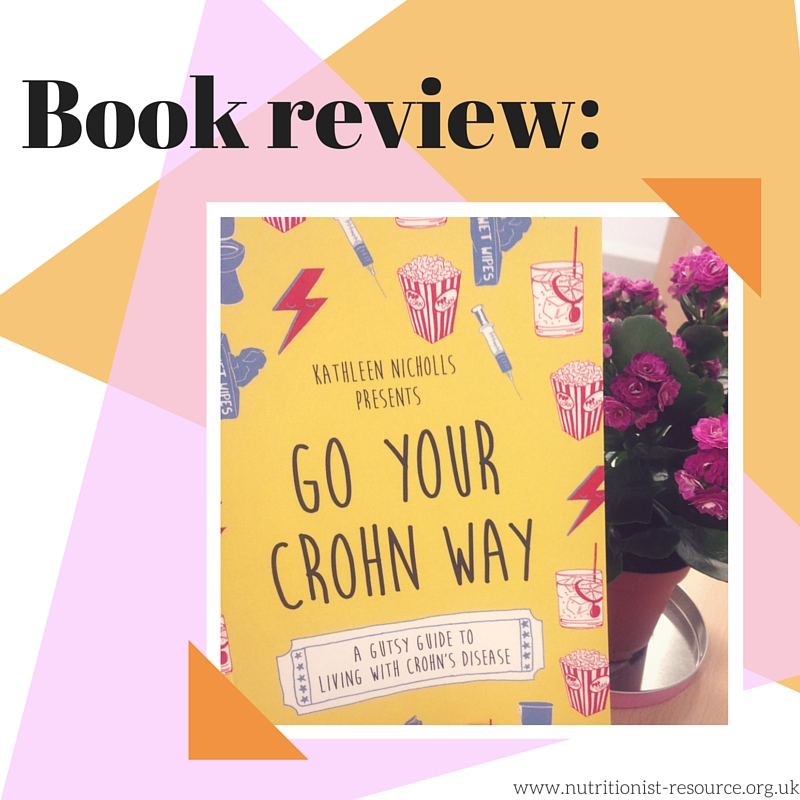 Book review: Go your Crohn Way