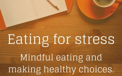 Eating for stress