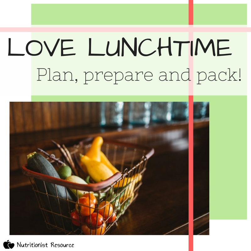 Love lunchtime