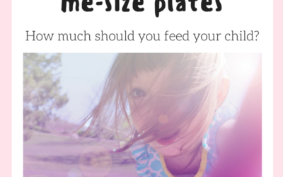 How much should you feed your child?
