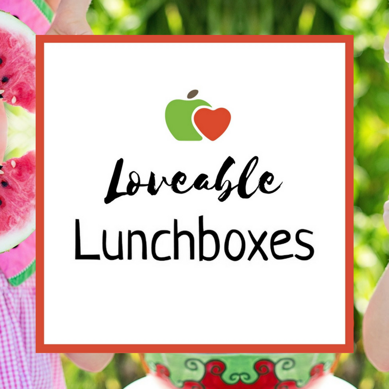 Loveable Lunchboxes is live