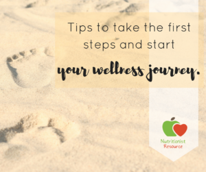 Start your wellness journey