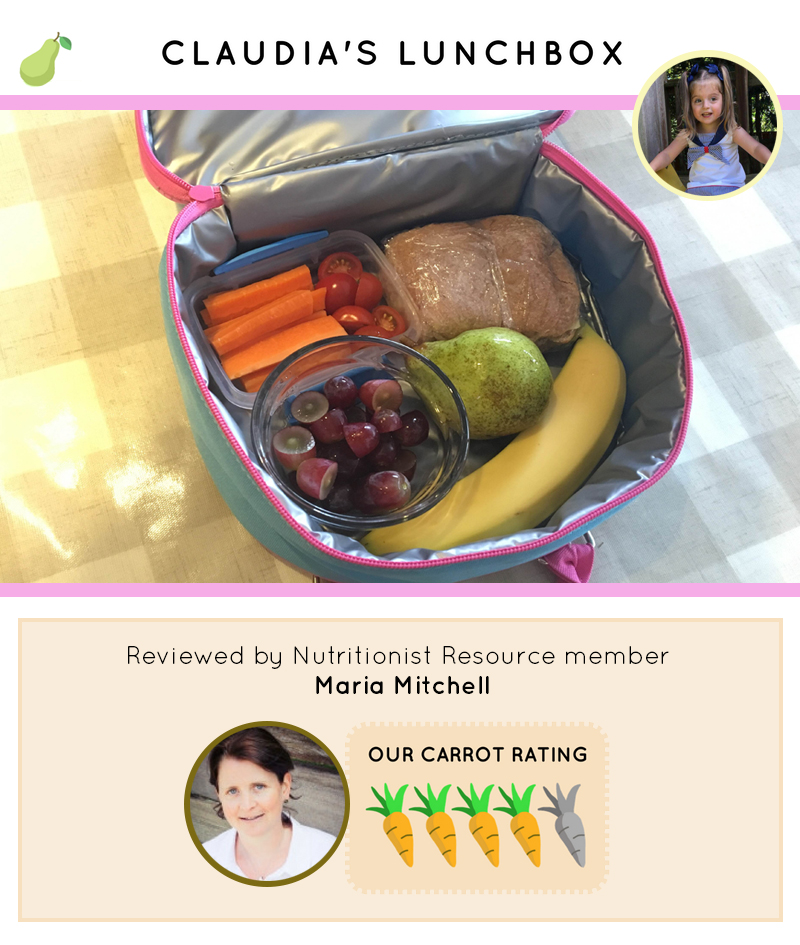 Claudia's Lunchbox