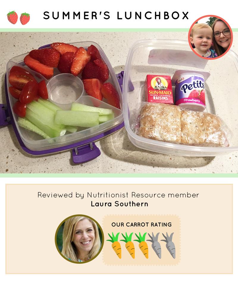 Summer's Lunchbox