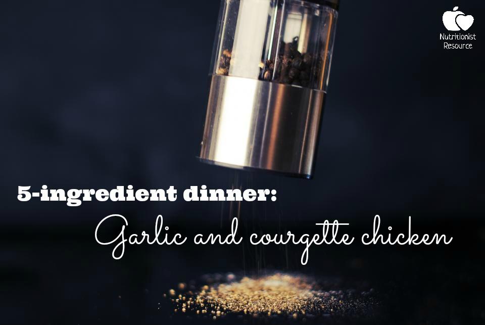 Hello Fresh-Chicken Recipe