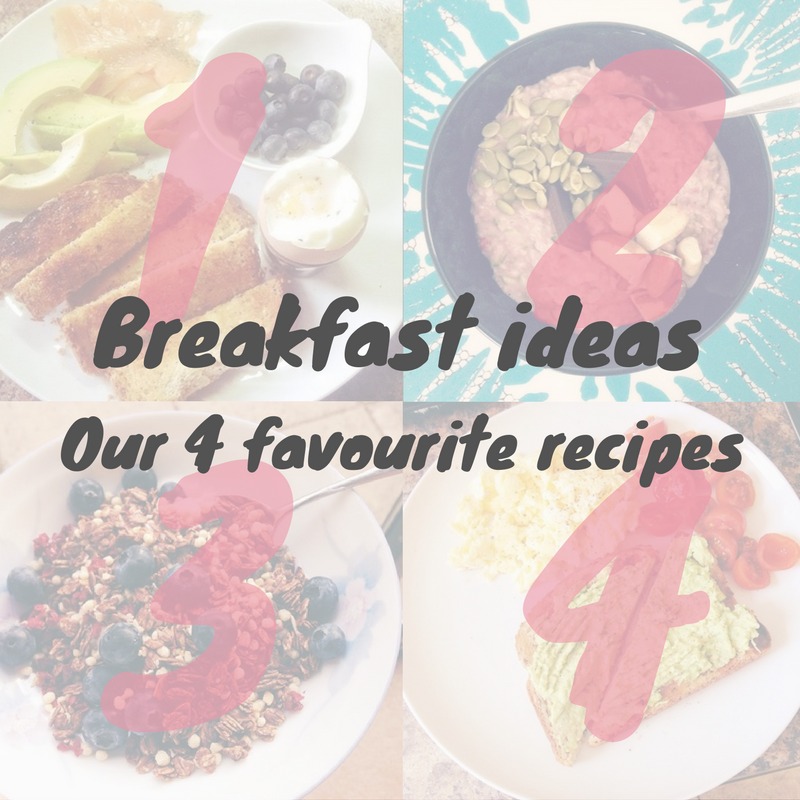 breakfast ideas recipes