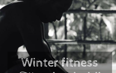 Winter fitness: Tips to beat the chill