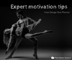 Expert motivation tips