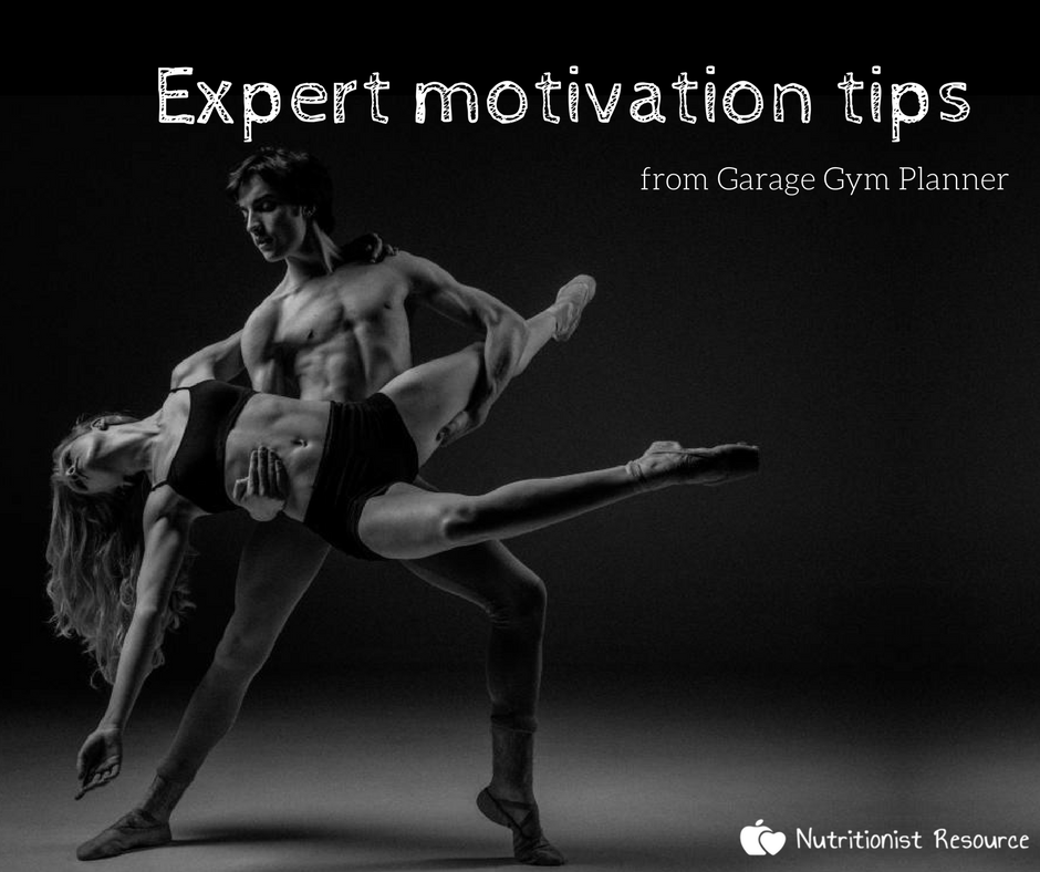 Expert motivation tips