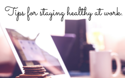 Office cake culture: Tips for staying healthy at work