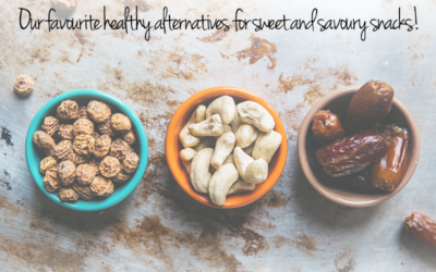 Healthy swaps for those hungry days